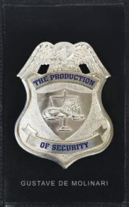 The Production of Security_bookstore