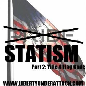 statism flag part 2