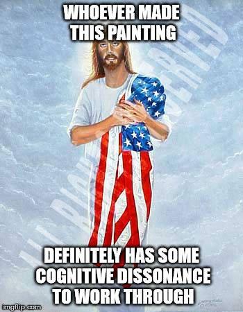 Jesus Flag Code