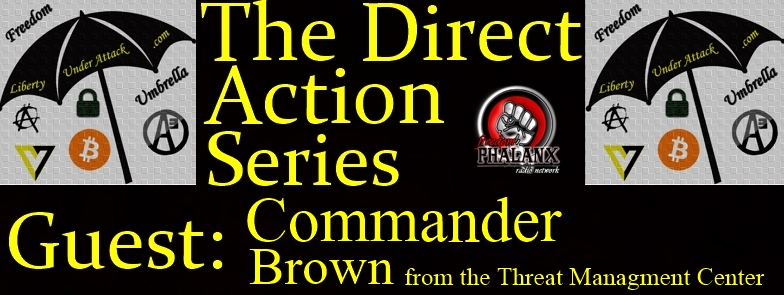 Direct Action Series Com. Brown