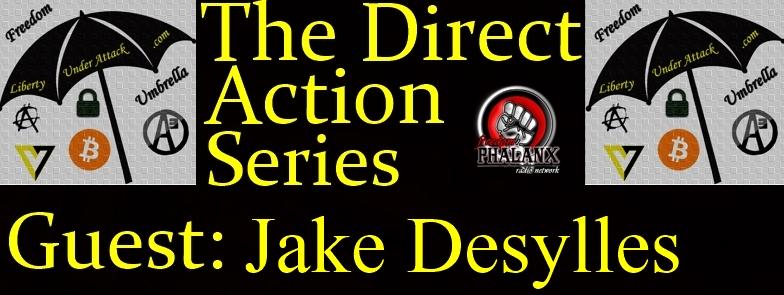 Jake Desylles Event Page