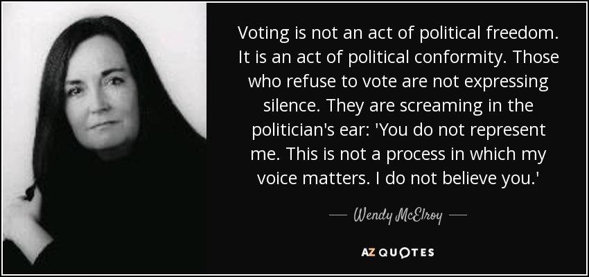 wendy voting