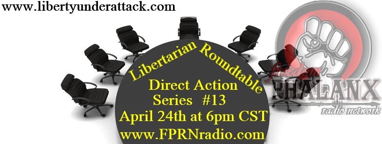 Libertarian Roundtable April 24th Event Page Cover
