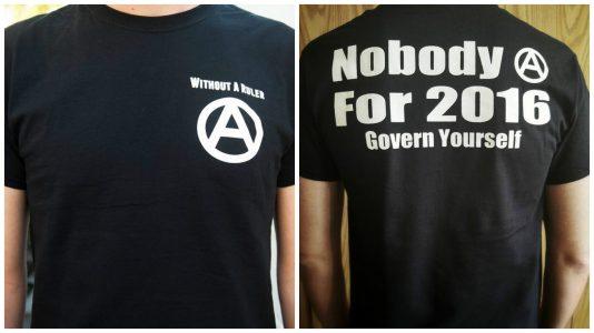 Shirt Giveaway