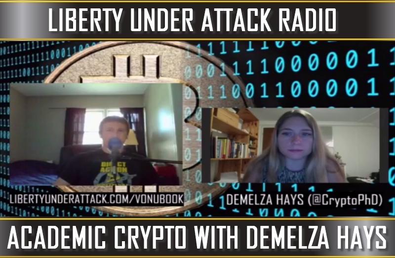 Academic Crypto with Demelza Hays (LUA Podcast #92)